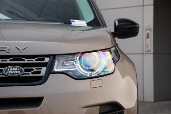 2015款发现神行 2.0T Si4 SE汽油版