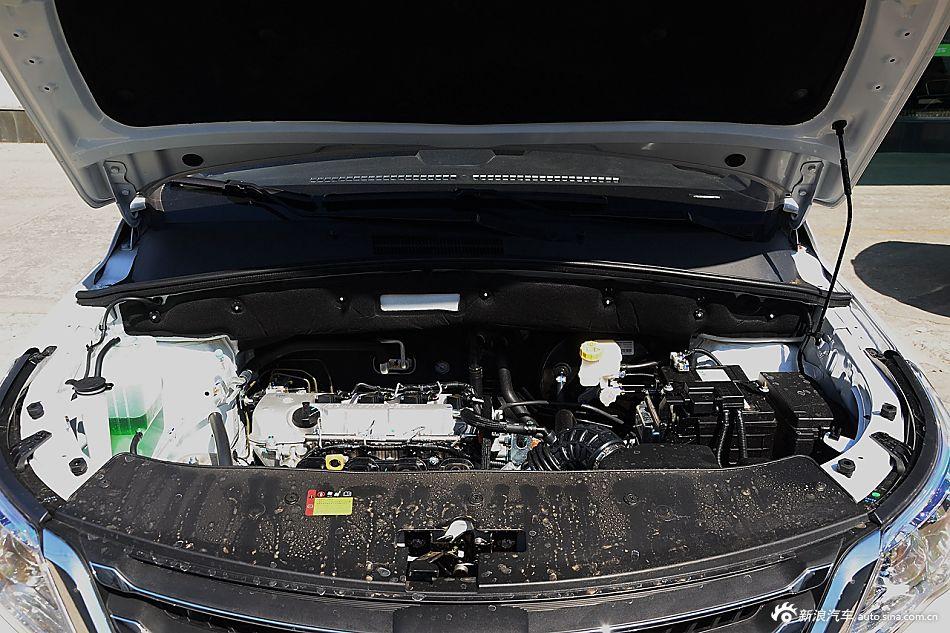 2016款宝骏560 1.8L手动舒适型