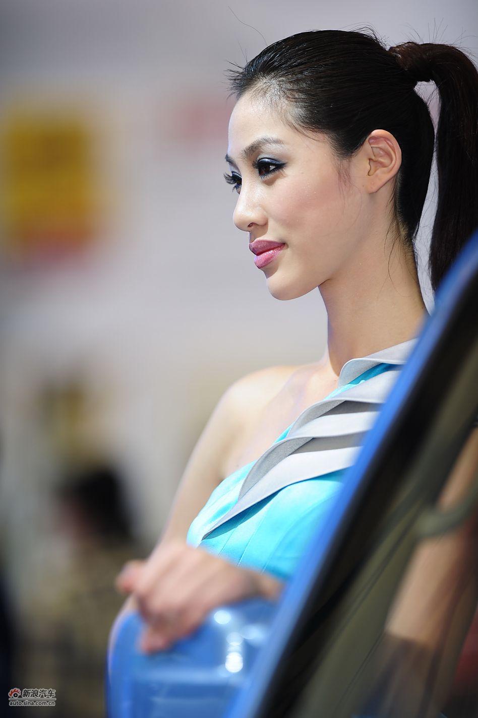 北京车展宝马美女车模,上海车展美女车模,上海车展 ...