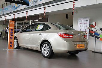 2010款英朗GT 1.8L自动时尚版