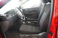2011款福克斯两厢1.8手动舒适型空间