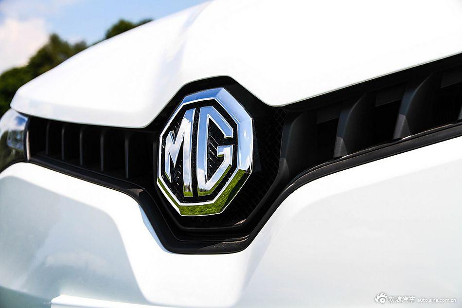 MG首款A级三厢车MG GT发布高清图片