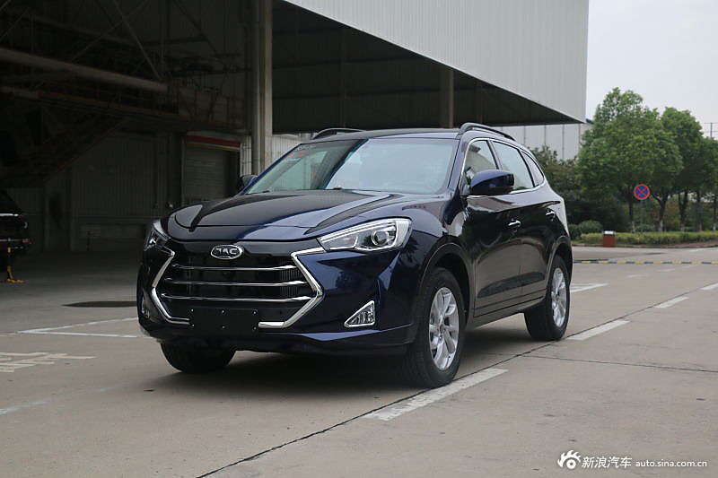 江淮瑞风S7实车图曝光