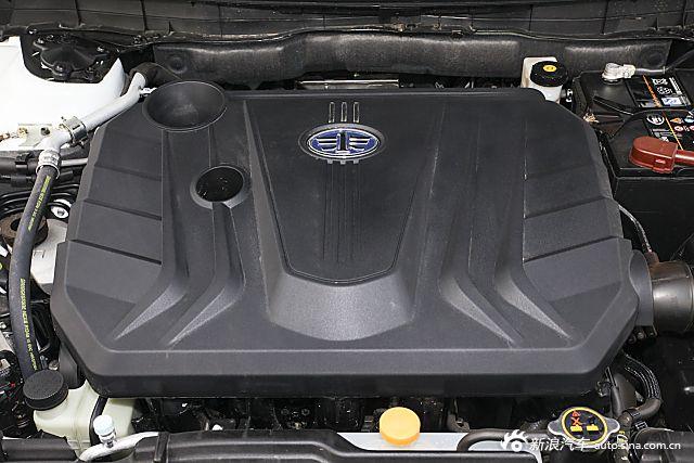 2014款奔腾B70 2.0L手动豪华型