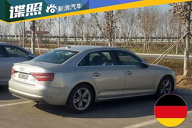 全新一代国产奥迪A4L高低配车型谍照曝光_车猫网