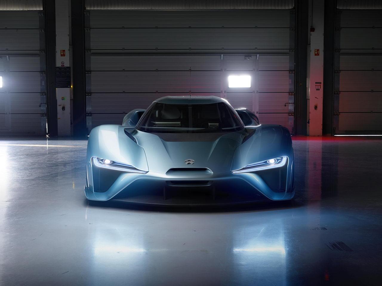 自主发布最快电动超跑 特斯拉直接被干掉