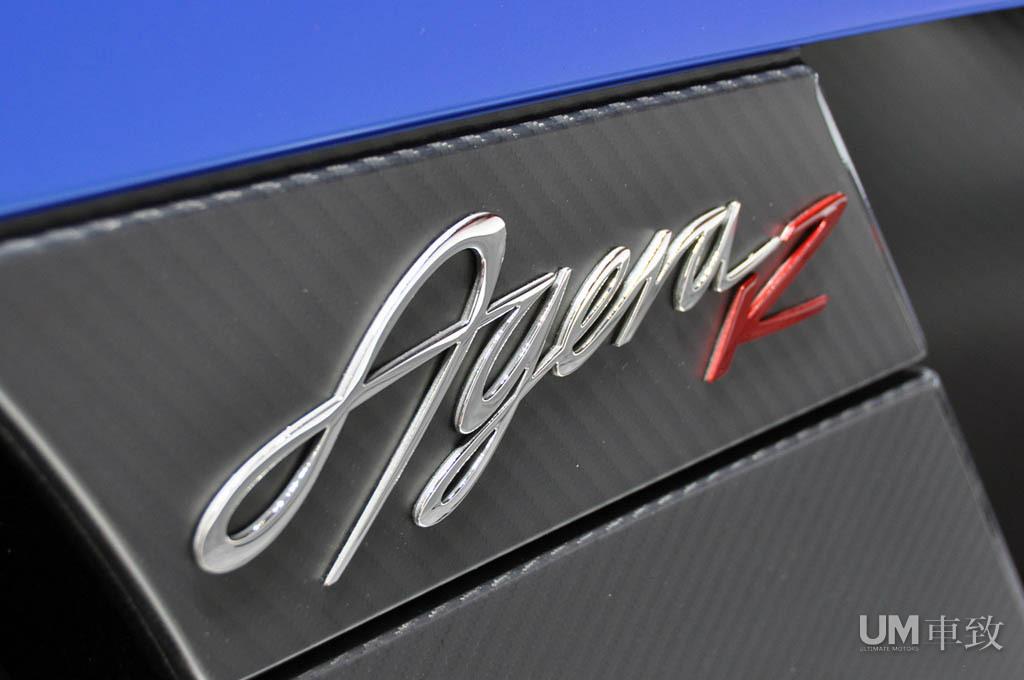 柯尼塞格agera r.2013款agera r使用了一体式的碳纤维轮毂,高清图片