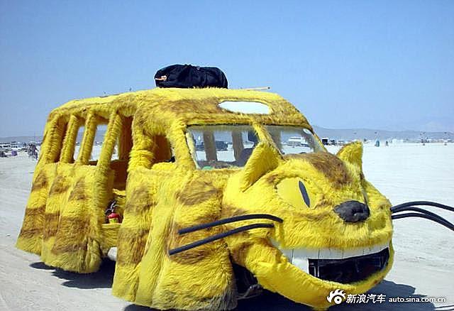 奇奇怪怪的车与动物事件