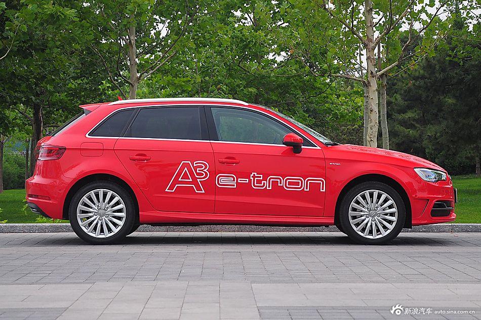 值得购买的新车之一,奥迪A3新能源最低8.0折