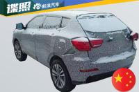 2016自主SUV谍照大曝光