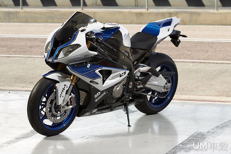 重机档案 宝马HP4摩托车