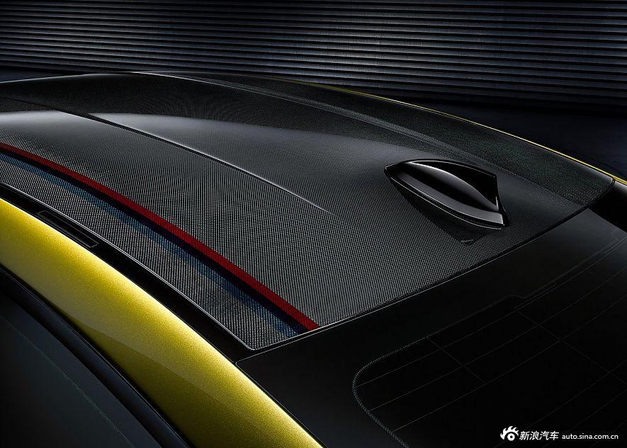 2013款宝马M4概念车官图