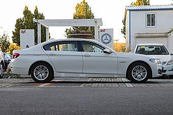 2014款宝马5系525Li豪华设计套装