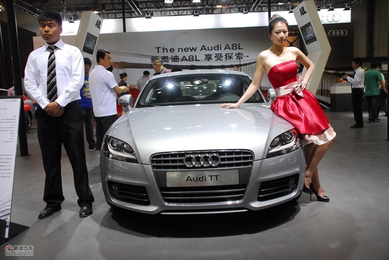 2011青岛国际车展实拍