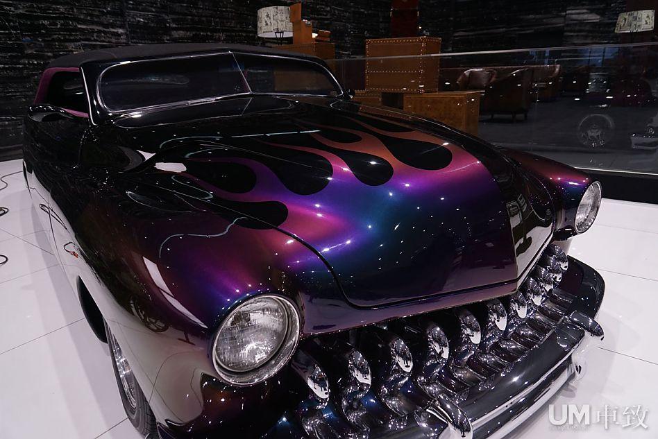 车漆彩绘艺术家唐硕