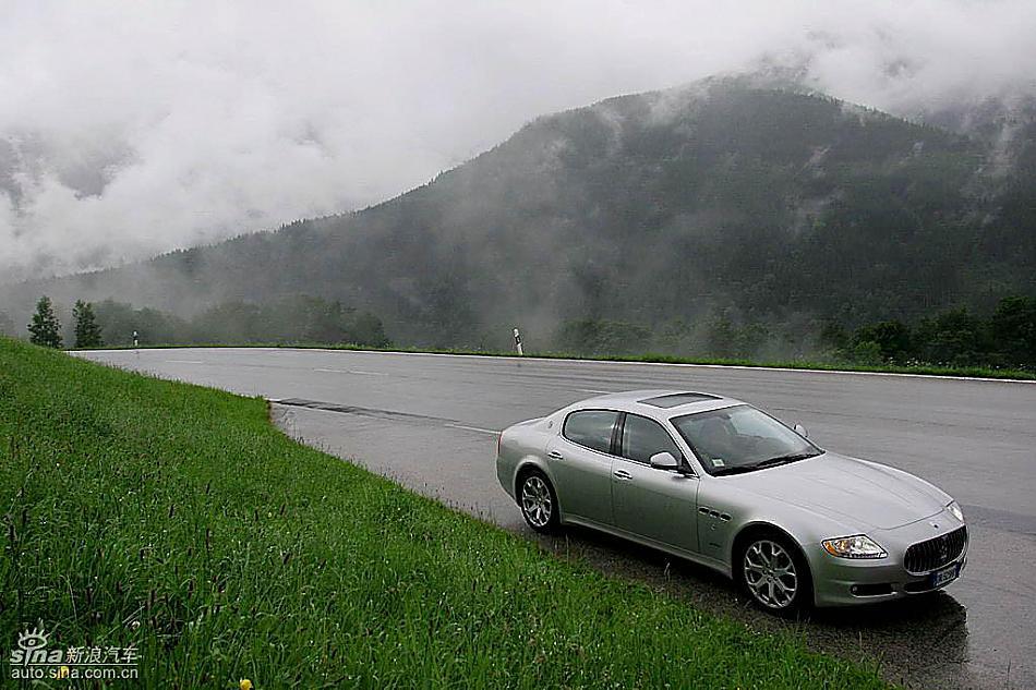 Quattroporte S外观及细节