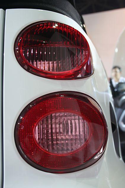 奔驰smart敞篷版 smart双座图片185567 汽车图库 新浪汽车高清图片