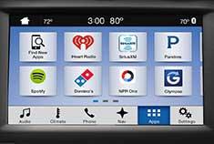 务实的进步 Ford SYNC3车载娱乐通讯系统