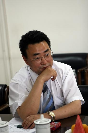 一汽解放总经理许宪平 j6已具备国际一流品质高清图片