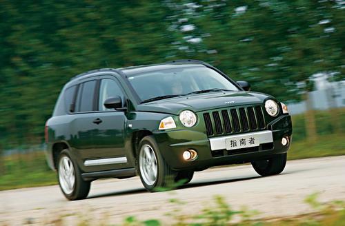 jeep指南者外观图片高清图片