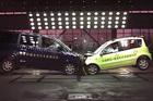 视频:长城精灵嘉誉碰撞试验
