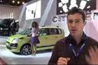 视频:2008巴黎车展实拍--雪铁龙C3毕加索