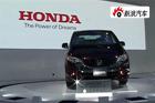 视频:本田FCX 燃料电池电动车亮相2010北京车展