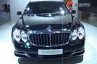 视频:迈巴赫62S--2010成都车展最贵车型
