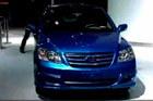 视频:2010广州车展探馆夏利N5