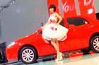 视频:2010广州车展比亚迪G3R亮相