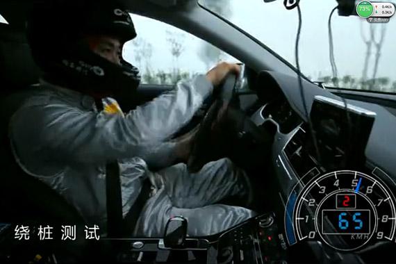 视频:汽车测试B计划之奥迪A8L W12数据测试