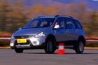 视频:新浪汽车年度车测试之东风景逸LV
