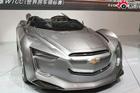 视频:雪佛兰MIRAY概念车-北京车展高清实拍