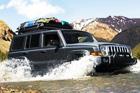 视频:国外自驾游评测Jeep指挥官3.0