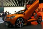 视频:雷诺CAPTUR概念车高清视频