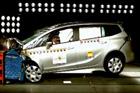 视频:2012款欧宝赛飞利NCAP碰撞测试