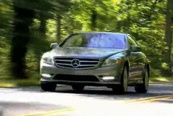 视频:2011款奔驰CL 550官方路试
