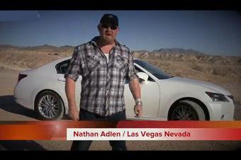 视频:2013款雷克萨斯GS 450h海外媒体首试