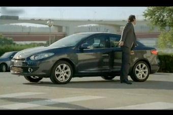 视频:专属司机 雷诺风朗广告