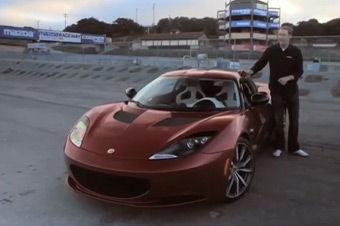 视频:2012路特斯Evora S海外试驾