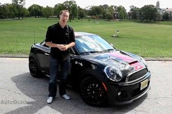 视频:2012款Mini Coupe海外试驾
