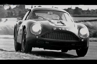 视频:阿斯顿马丁V12 Zagato 从概念到重生