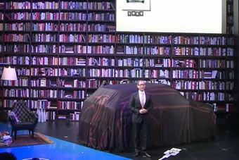 视频:2012广州国际车展 MINI Paceman发布会