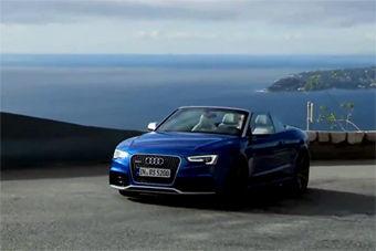 视频:动力依旧出色 2013款奥迪RS5敞篷