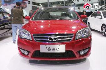 视频:上海车展东南V6菱仕高清实拍