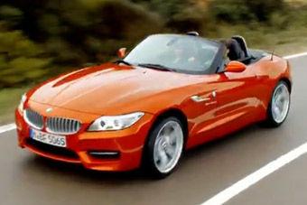视频:2013款BMW Z4 唯美广告
