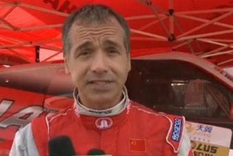 视频:周勇索萨继续领跑 第三赛段用时相差16秒
