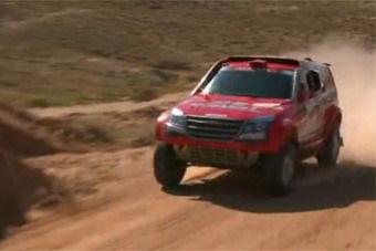 视频:2013CGR接近尾声 哈弗车队胜利在望