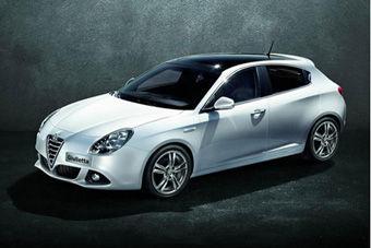 视频:小改款 2014款阿尔法罗密欧Giulietta亮相