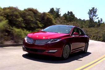 视频:时尚气派新豪华座驾 2013款林肯MKZ